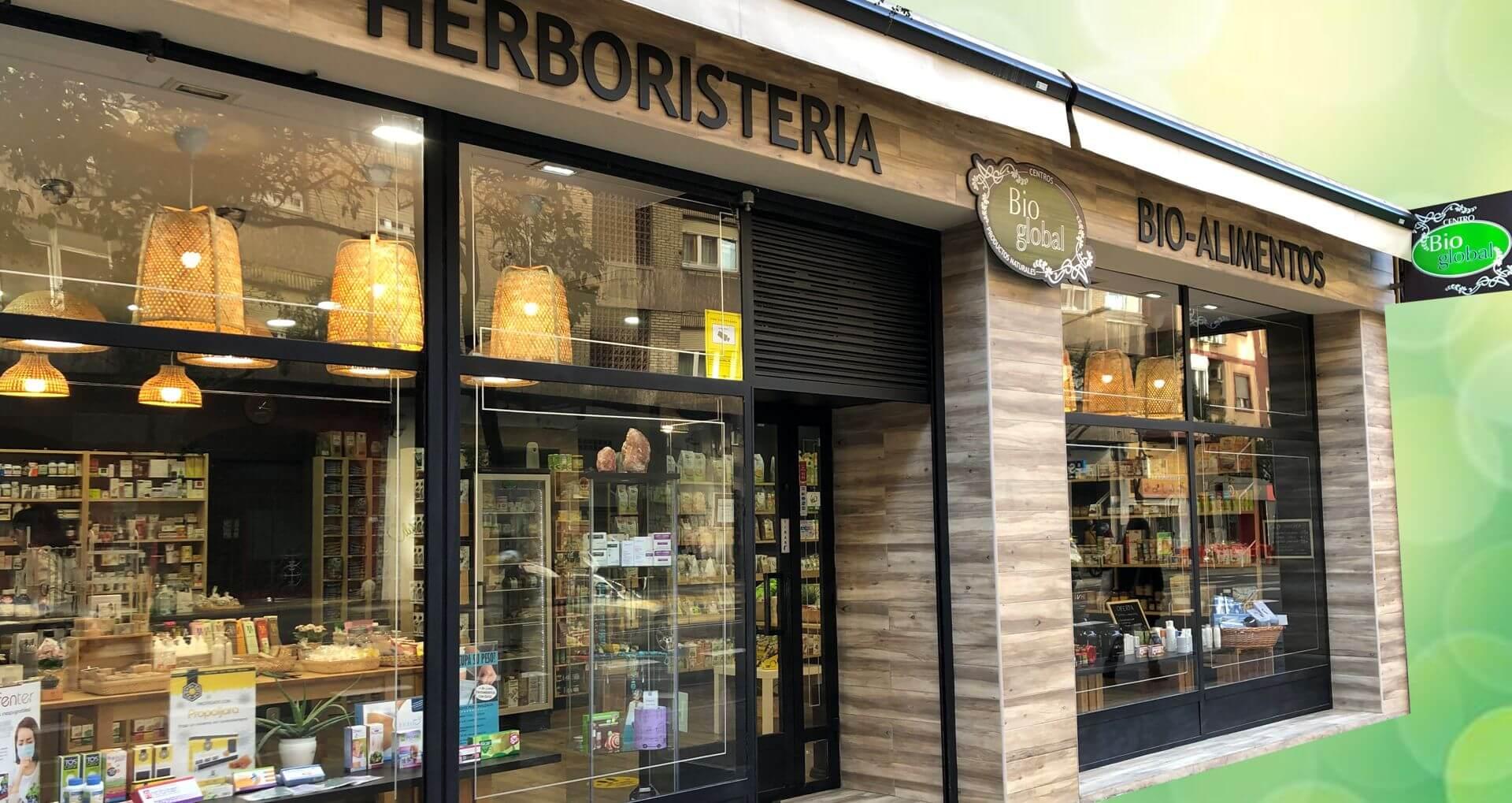 herboristeria bio alimentos